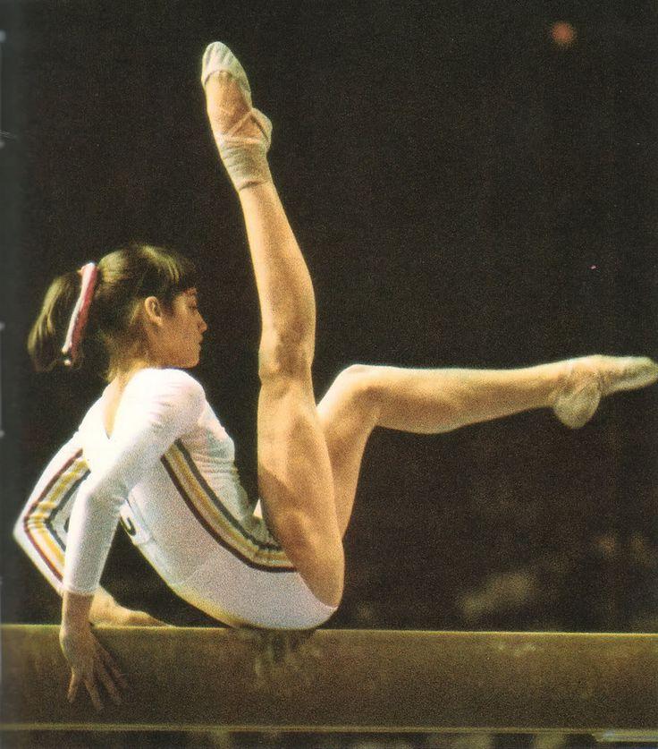 Nadia Comaneci - Greatest Gymnast Ever!!*-*-*-*