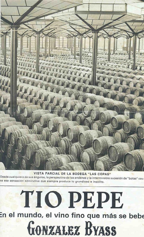 1972: Las Copas. / 1972: Las Copas(bodega).