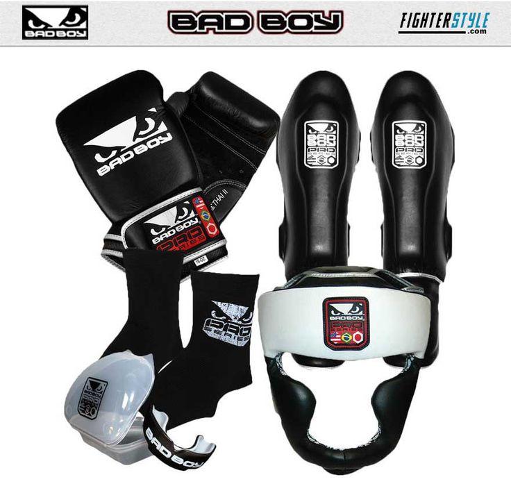 Bad Boy Thai Bundle at http://www.fighterstyle.com/bad-boy-mma-gear-thai-bundle/
