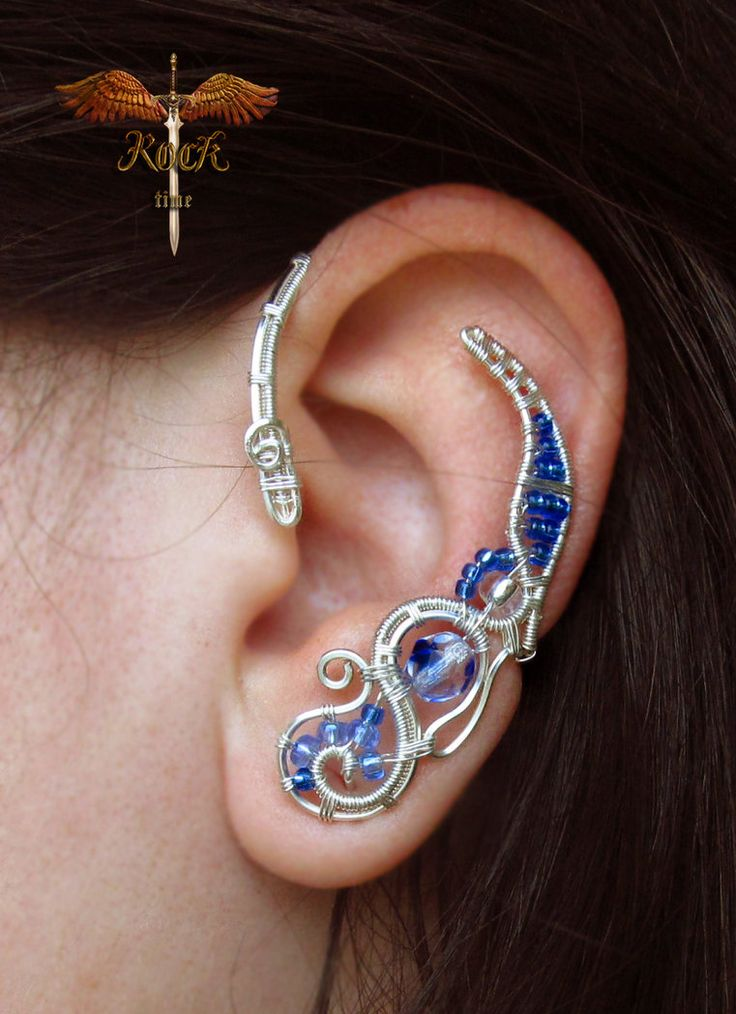 ear cuff for jewelry making | More from ~ alina-loreley