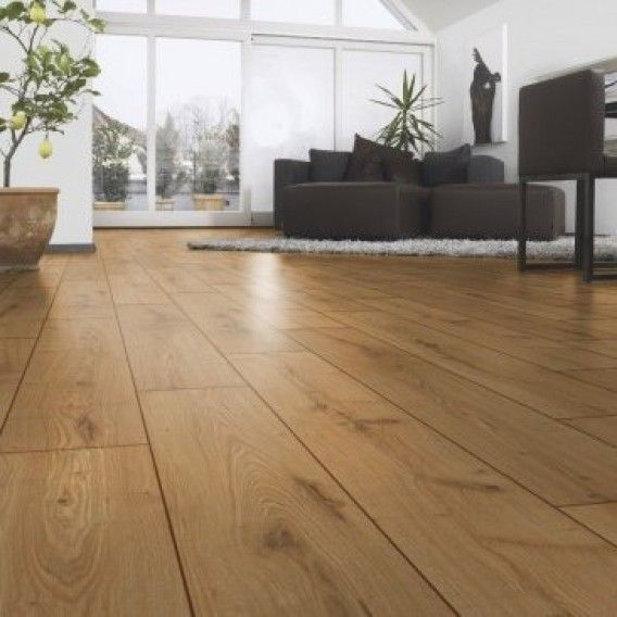 Kaindl 8mm Premium Oiled Oak Laminate Flooring - 37813 MO