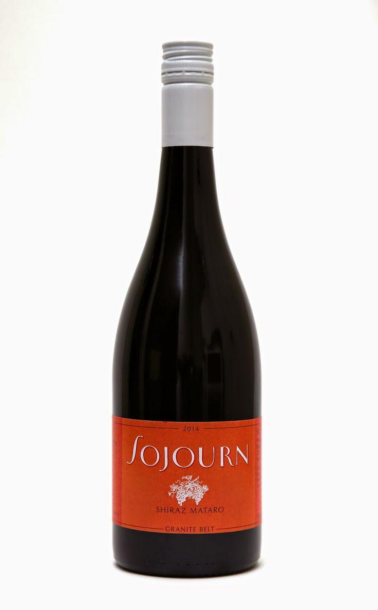 Sojourn Wines: Sojourn Wines Shiraz Mataro 2014