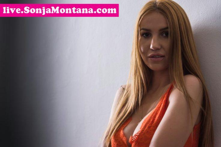 #SonjaMontana #blonde #babe #camgirl