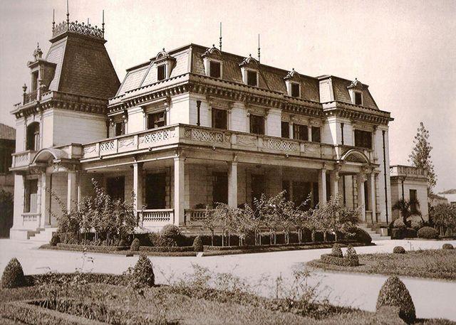 Casa das Rosas, residência de Ernesto Dias de Castro – 1930, Escritório Técnico Ramos de Azevedo