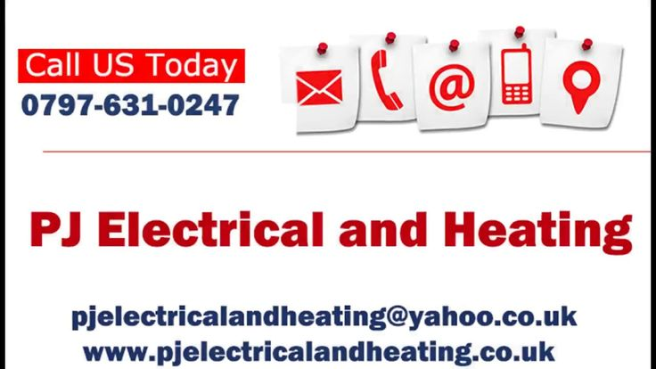 You are in trouble about electric & heating and you need a professional then just PJ Electric & Heating who send you best electrical maintenance North London. PJ electric & heating is a famous company in North London who works as all in one provide all kinds of services related to electric & heating.