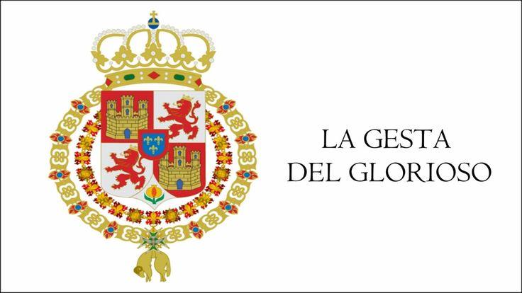"""Armada Española: La gesta del """"Glorioso"""""""