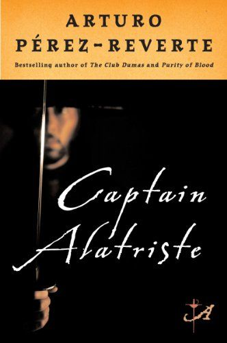 Captain Alatriste by Arturo Perez-Reverte.  Sometimes you just need to disappear into a good intellectual thriller series.  Perez-Reverte owns the genre.  This is the first in the Captain Alatriste series.