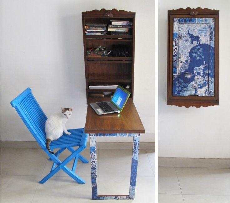 les 25 meilleures id es concernant table rabattable sur. Black Bedroom Furniture Sets. Home Design Ideas