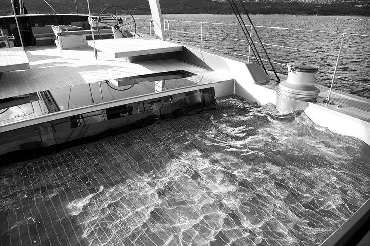 Great photo from @mrsuperyachts