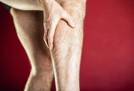 As a runner, you're susceptible to a number of injuries and strains, especially in the legs. A calf strain can be the result of a variety of conditions, from mild stretching and pain to a partial tear or a torn muscle, notes Running Times magazine. In fact, a calf strain can and should take you out of the running game for a few days at least....