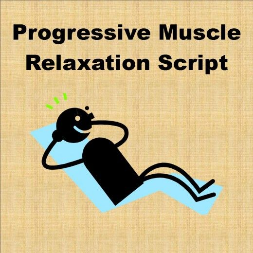 Progressive muscle relaxation script to help melt away stress and tension built up in your muscles.