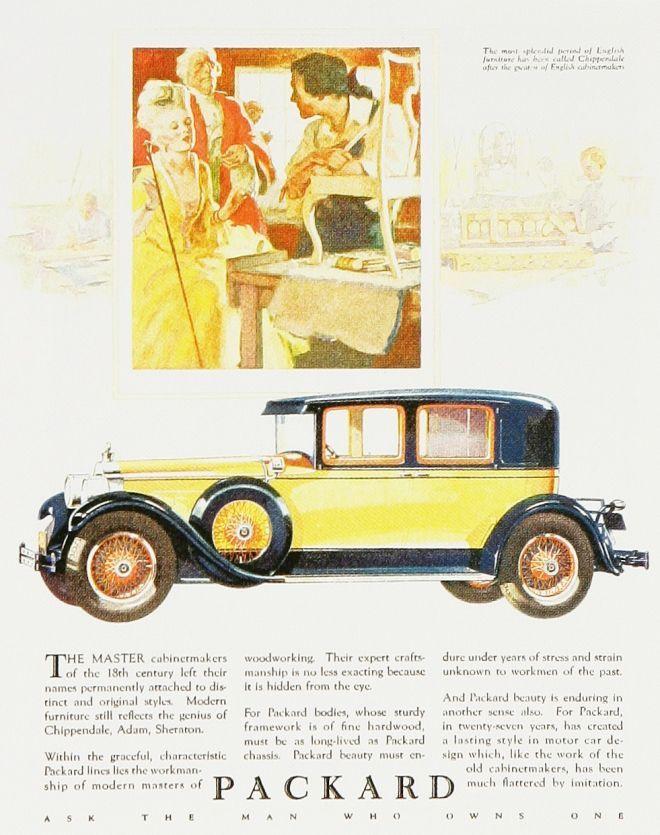 Packard = 1920
