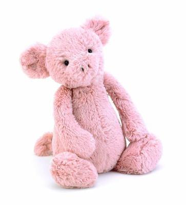 JellyCat Bashful Pig 18cm Baby Toy Jelly Cat Very cute piggy