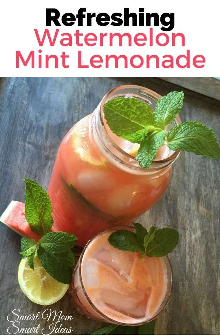 how to make a refreshing lemonade This cucumber mint lemonade might be the most refreshing drink you'll have all  summer cucumber mint lemonade recipe.