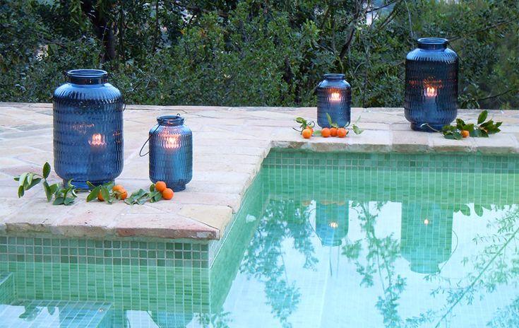 Candle lanterns- wedding mallorca