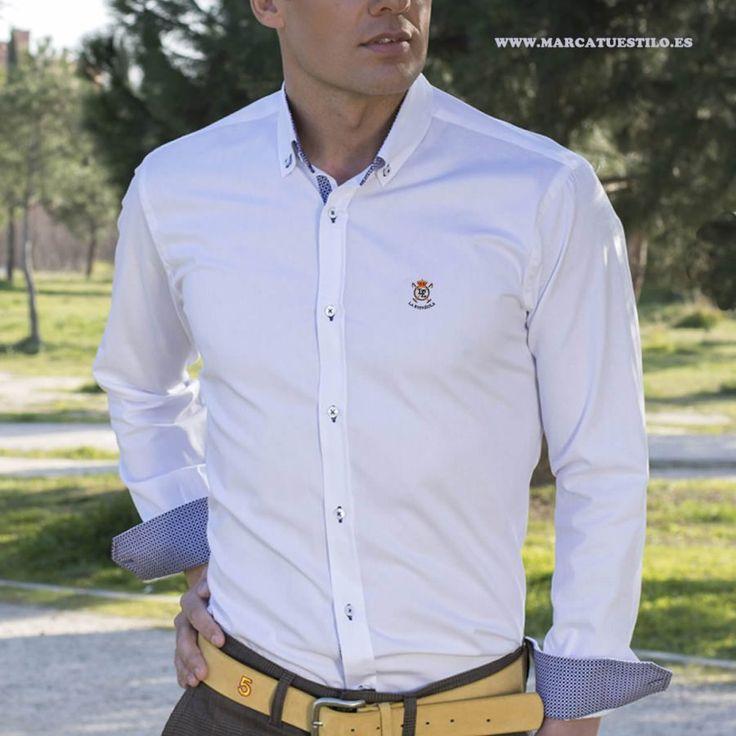 Camisa La Española Blanca