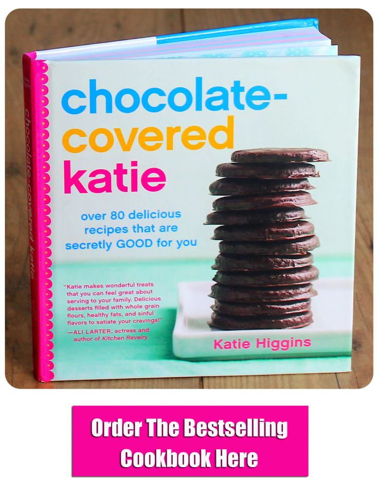 Chocolate Covered Katie - The Healthy Dessert Blog