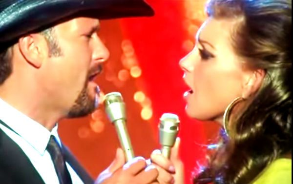 Tim McGraw and Faith Hill - Like We Never Loved At All (VIDEO)   Country Rebel Clothing Co.