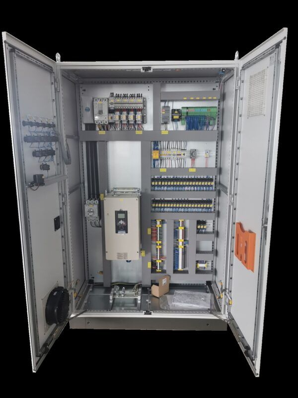 Plc Control Cabinet Distributed Control System Control Control Panels