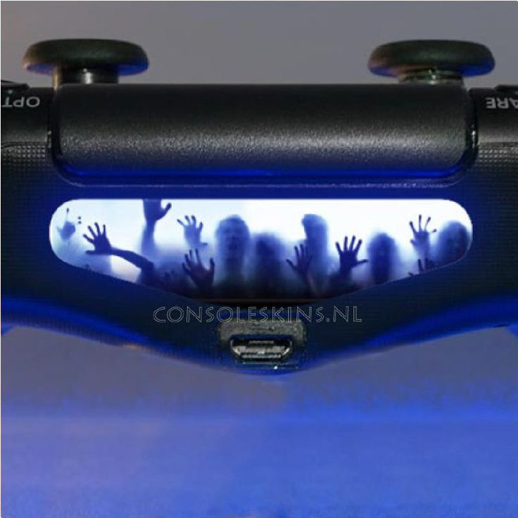 Zombies - PS4 Lightbar