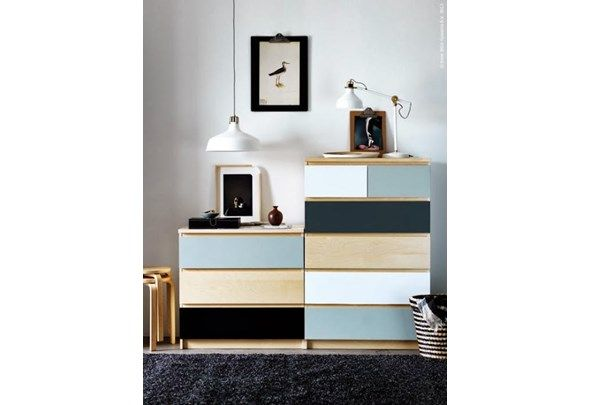 17 best malm inspiracje images on pinterest furniture makeover furniture redo and bedrooms. Black Bedroom Furniture Sets. Home Design Ideas