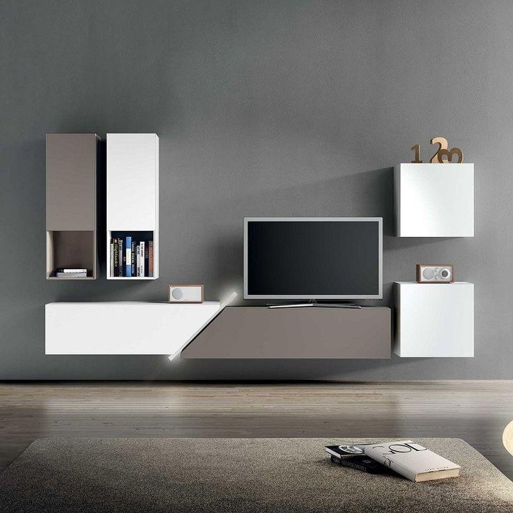 Las 25 mejores ideas sobre muebles para tv modernos en for Muebles salon tv modernos