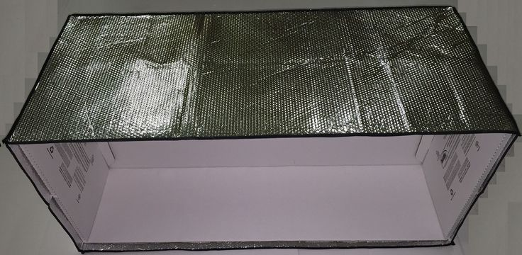 Attic Stair Insulated Cover, 25x54, R-50