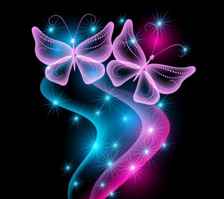Stars and Butterflies 3D and CG Wallpaper ID #1: 97be5a6b455bc51c3cfec1965af