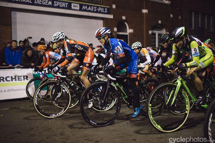 Cyclocross Superprestige #6 - Diegem, BEL | by Balint Hamvas, cyclephotos.co.uk