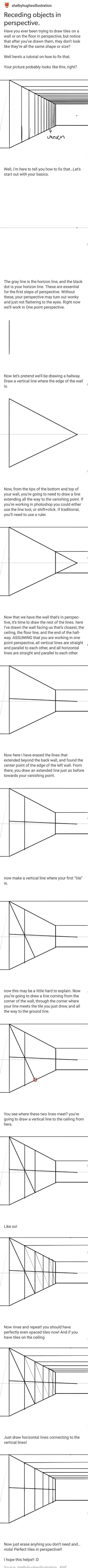 I learned this I art class way back but it's really helpful tool