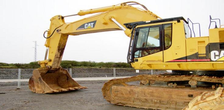 Caterpillar Excavator Heavy Machinery on Machinerytrader foto pictures images cat http://www.baumaschinen-bilder.com/photos/show/gebrauchte-baumaschinen/933