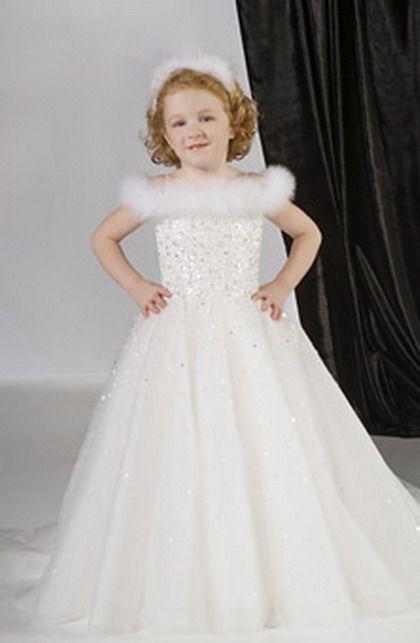 vestido de presentacion para niña - Buscar con Google