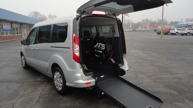 Wheelchair Accessible 2015 Ford Transit Connect Wagon Xlt W Rear