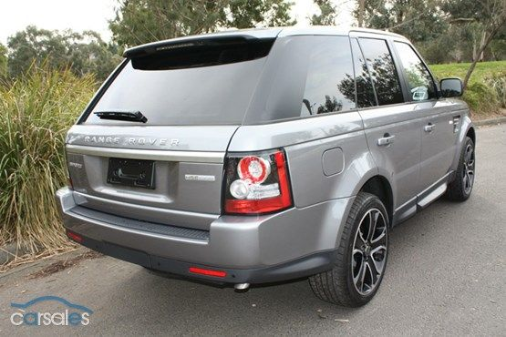 2013 Land Rover Range Rover Sport L320 SDV6 Luxury 13MY CommandShift