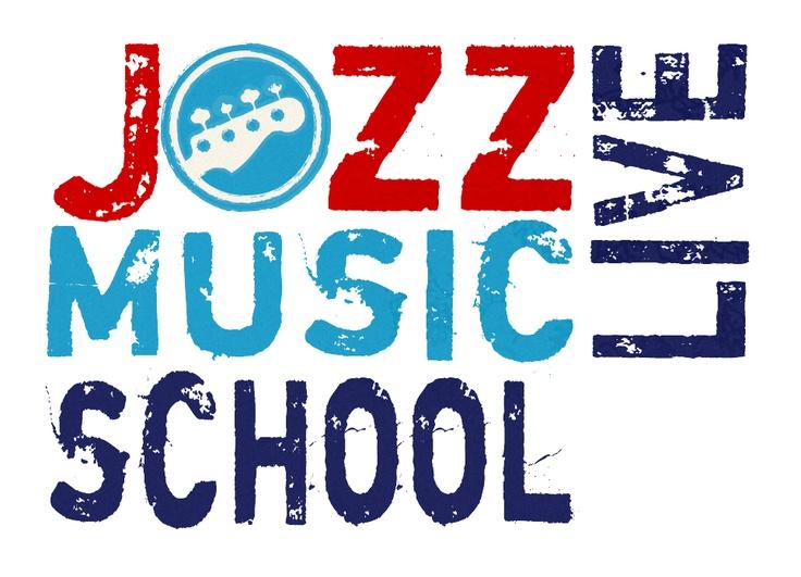 Logo voor een muziekschool/muzikant