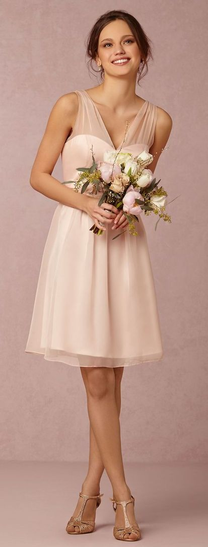 Pretty in pink http://www.theperfectpalette.com/2015/03/shop-look-wedding-pretties-by-bhldn.html