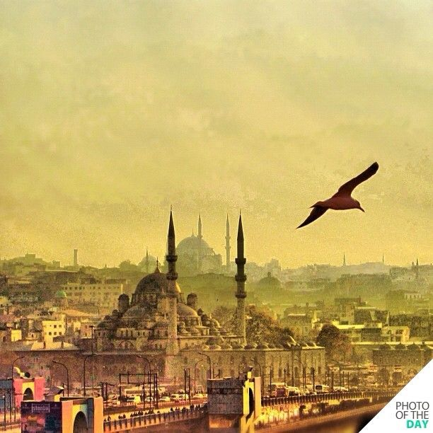 Istanbul - beautiful photo