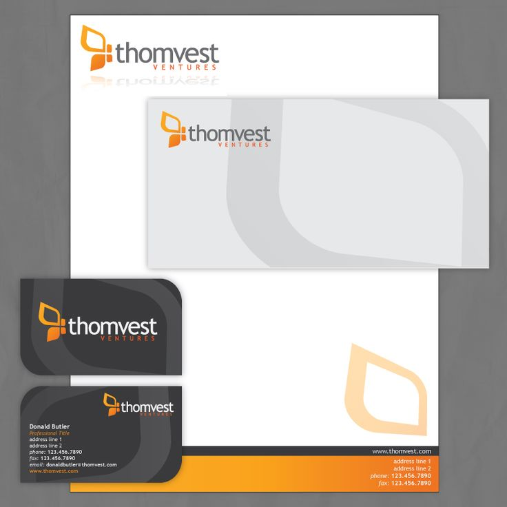 27 Best Business Letterhead Images On Pinterest | Letterhead