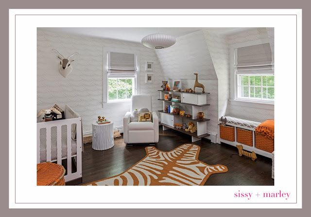 @SISSY+MARLEY LLC  dylan's nursery, giraffes, neutral, safari, animal kingdom, modern, sophisticated, chic interior design
