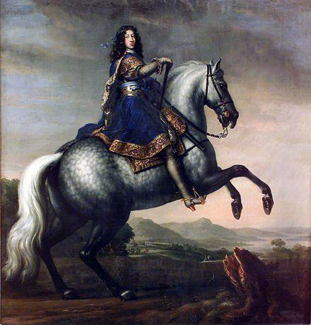 Charles XI of Sweden -  Ulrika Eleonora