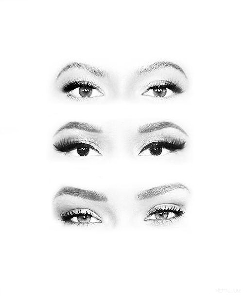 Beyoncé + Nicki + RhiRhi Eyes & Brows