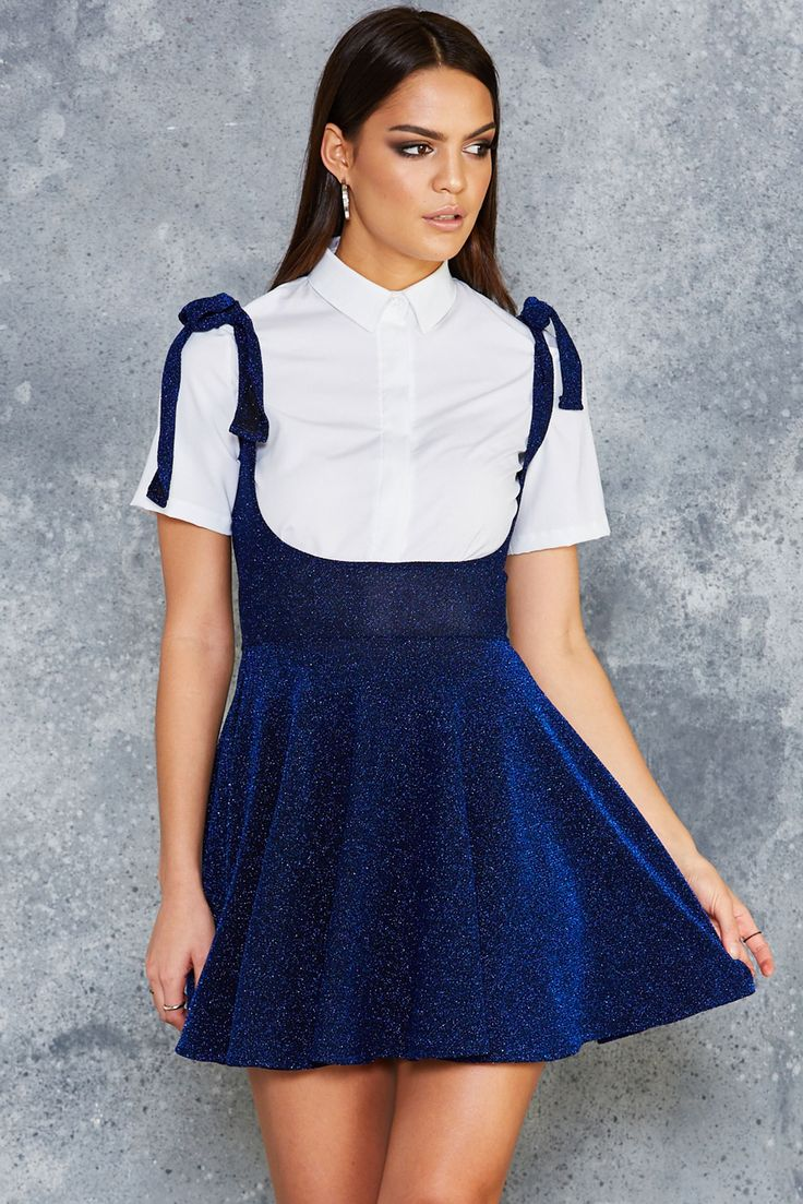Space Party Lurex Underbust Dress - LIMITED ($100AUD) by BlackMilk Clothing