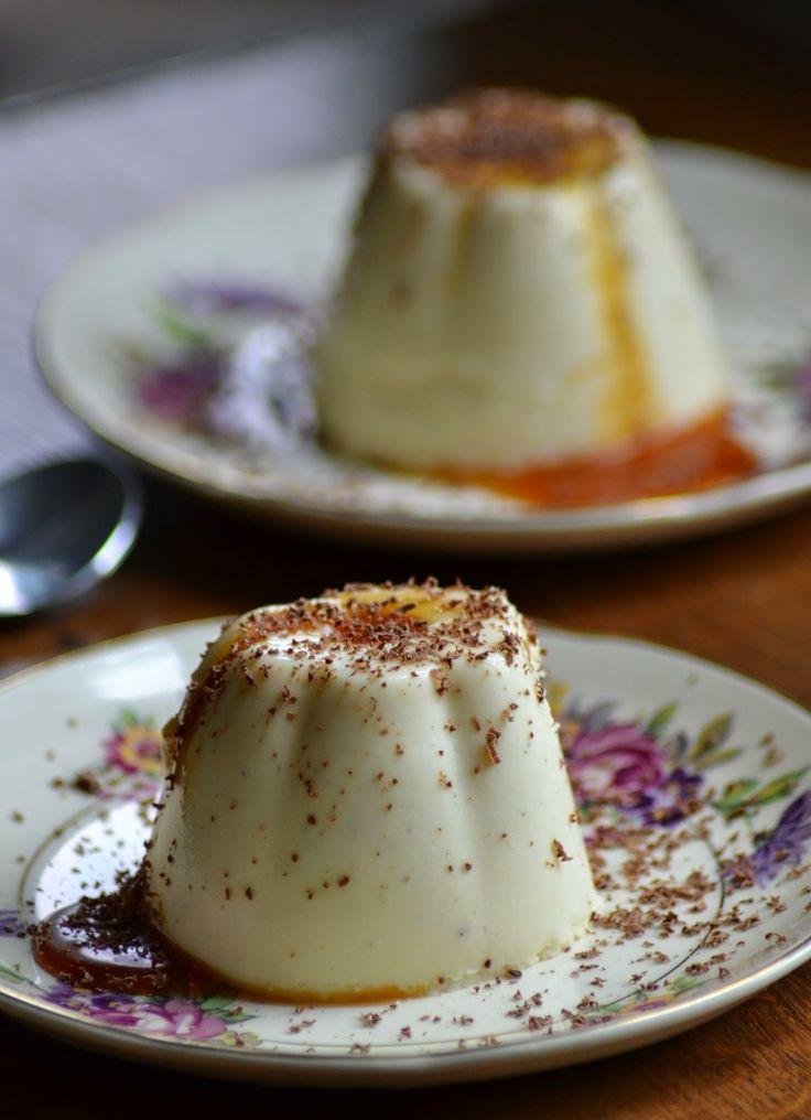 Klassieke Franse keuken: vanille bavarois