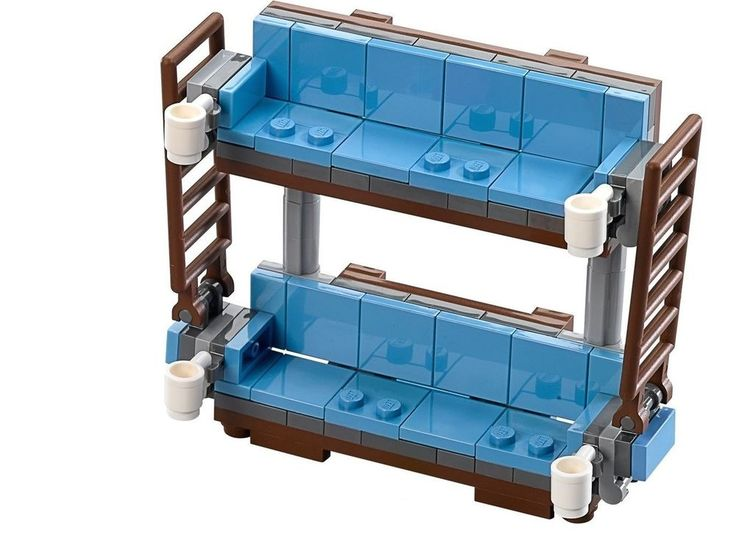 The LEGO Movie Set 70818 - Emmet's Double-Decker Couch