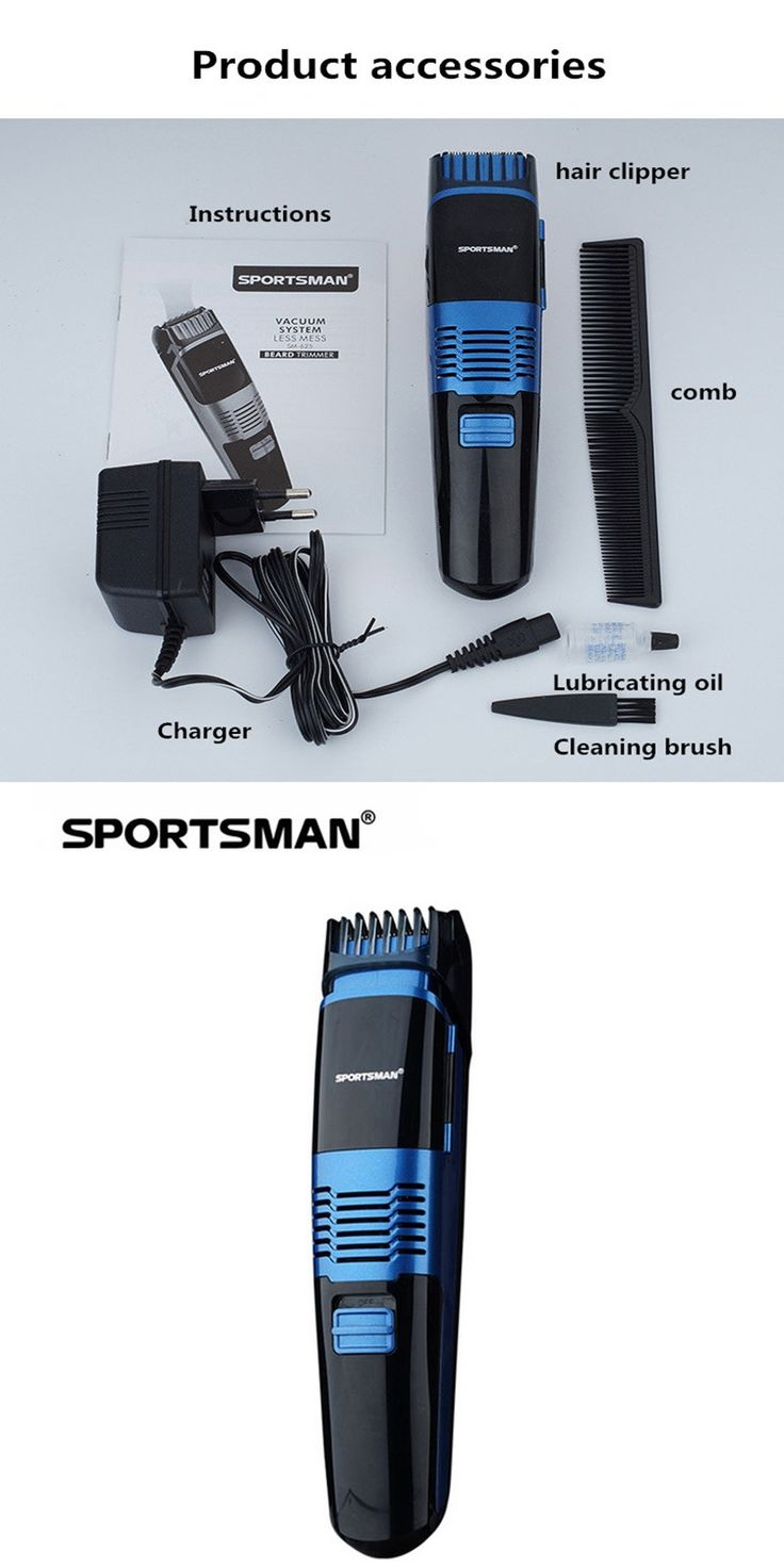 High quality waterproof Hair Trimmer rechargeable electric hair clipper razor cordless hair cutting machine shaving trimmer