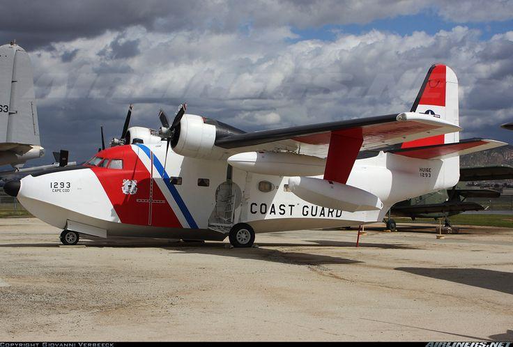 Grumman HU-16E Albatross aircraft picture