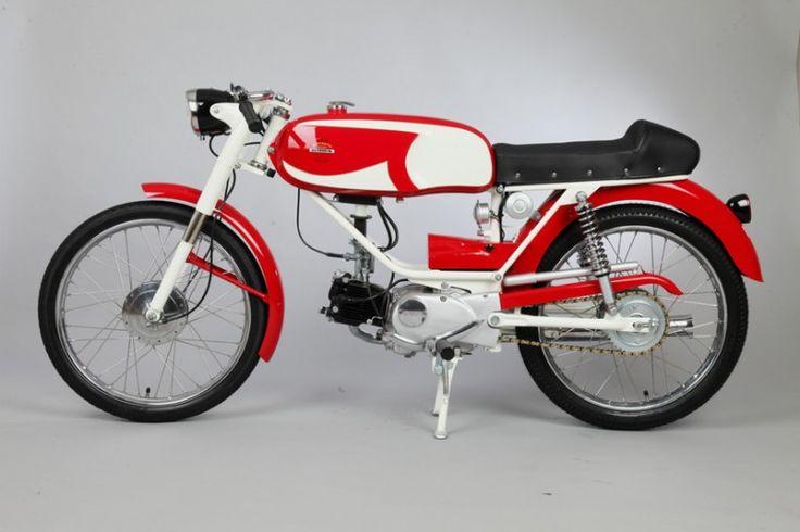 Stoltes Showroom - I.A.P. Honda Sport 4T