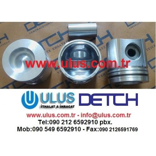 3802150 Piston kit, Cummins Motor, 6CT8.3 DETCH cummins motor yedek parçaları