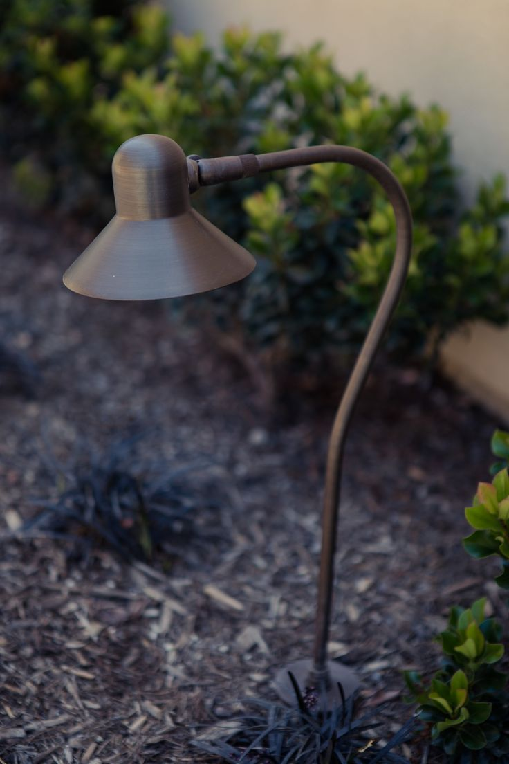 Lighting accents your landscape and hardscape perfectly in the evening hours