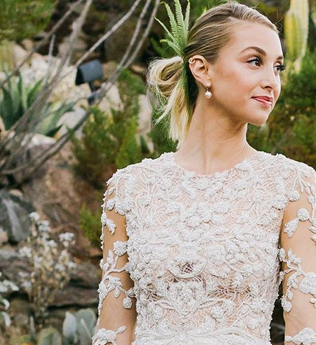 Pictures: Whitney Port's Wedding Dress and Stunning Shoes Revealed